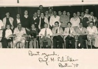 Corso estivo di perfezionamento  presso la Boston University. Dal 24 luglio  al 4 agosto 1978 un gruppo di odontoiatri  italiani guidati dal Dr. Giorgio Lavagnoli,  ha preso parte ad un corso di perfezionamento presso la Boston University. Il  programma si è articolato in due settimane di lezioni teoriche su argomenti  di Parodontologia ed Endodonzia, con  conferenze anche su temi di Pedodonzia,  Ortodontia e Protesi. Al corso hanno partecipato: Prof. Maurizio  Bergamini di Firenze, Dr. Giorgio Carusi  di Ponsacco, Dr. Arnaldo Castellucci di  Firenze, Dr.ssa Biancamaria Castellucci di  Firenze, Dr. Giacomo Cavalleri di Verona,  Dr. Piergiorgio Cavedon di Vicenza, Dr.  Adriano Celato di Trieste, Dr. Giancarlo  Cocchi di Pistoia, Dr. Sergio Deganello di  Verona, Dr. Giovanni Dondi Dall'Orologio  di Bologna, Dr. Gianni Gagliardi di Napoli,  Dr. Giorgio Lavagnoli di Milano, Dr. Enrico  Lukac's di Napoli, Dr. Giuliano Maino di  Thiene, Dr. Maurizio Motosi di La Spezia,  Dr. Bruno Peltrone di Roma, Dr. Nicola  Perrini di Pistoia, Dr. Mauro Ricciulli  di Modena, Dr. Francesco Riitano di  Soverato, Dr. Virgilio Rosati di Roma, Dr.  Agostino Scipioni di Roma, Dr. Giuseppe  Seghieri di Milano, Dr. Giancarlo Severi  di Roma, Dr. Vincenzo Spina di Roma, Dr.  Vito Tarantini di Roma, Dr. Carlo Valsesia  di Como, Dr. Gaetano Vitali di Milano.