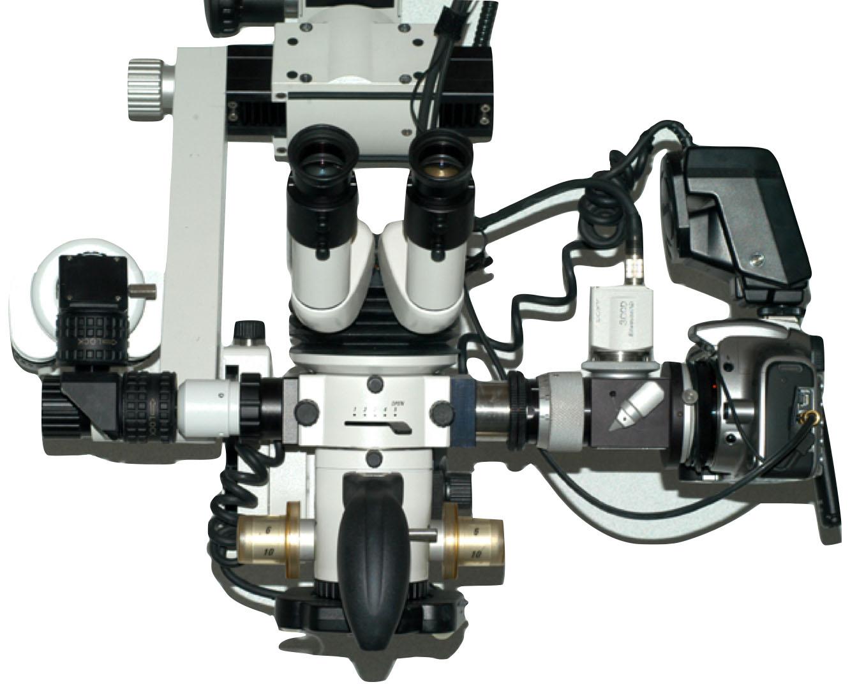 microscopio operatorio